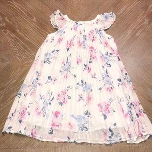 TODDLER GIRLS GAP KIDS PLEADED DRESS